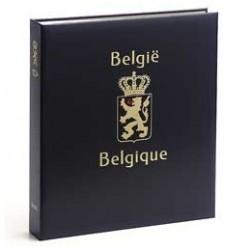 """Davo luxe album Belgie """"Z.N. spoorweg, luchtpost etc."""""""