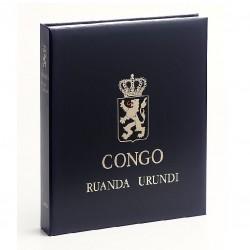 Davo luxe album Belgisch Congo 1886 - 1961