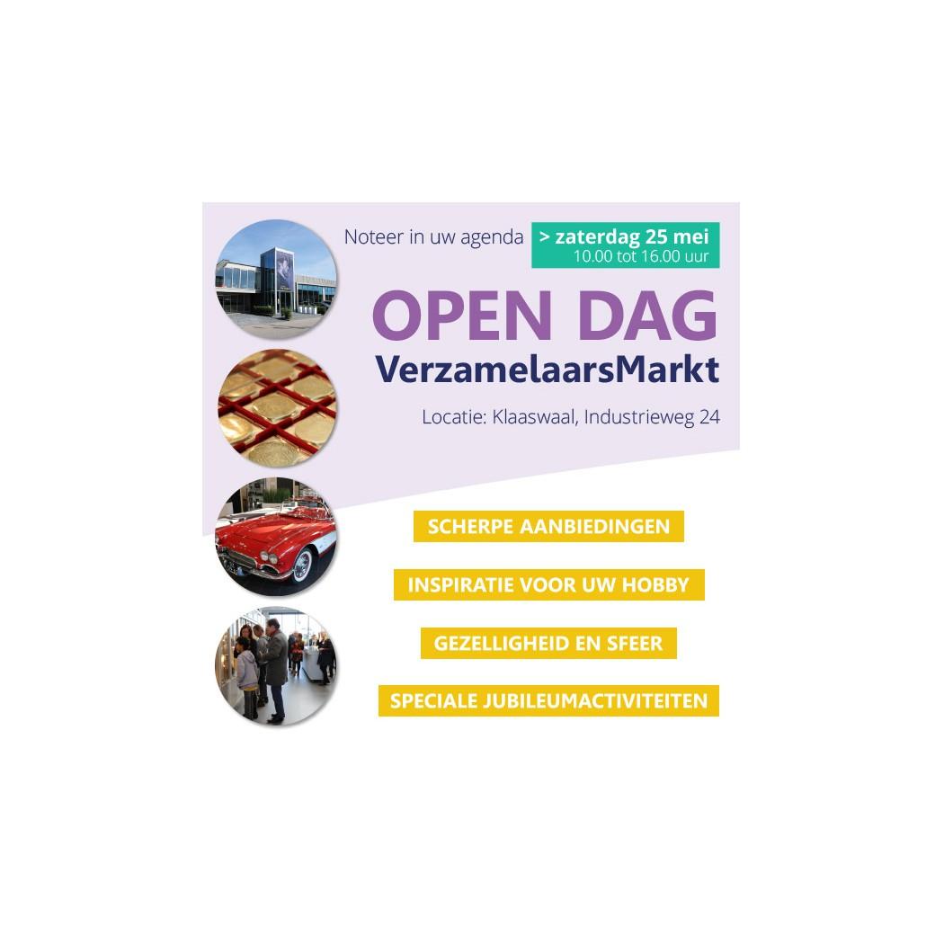 Open dag VerzamelaarsMarkt 25-05-2019